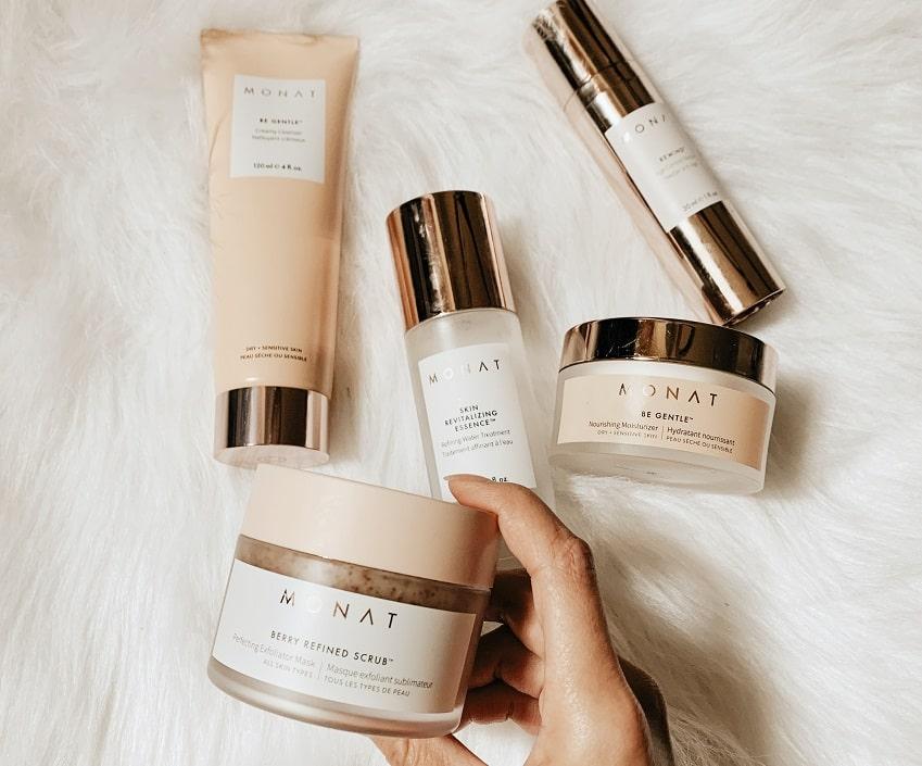 Crèmes pour la peau
