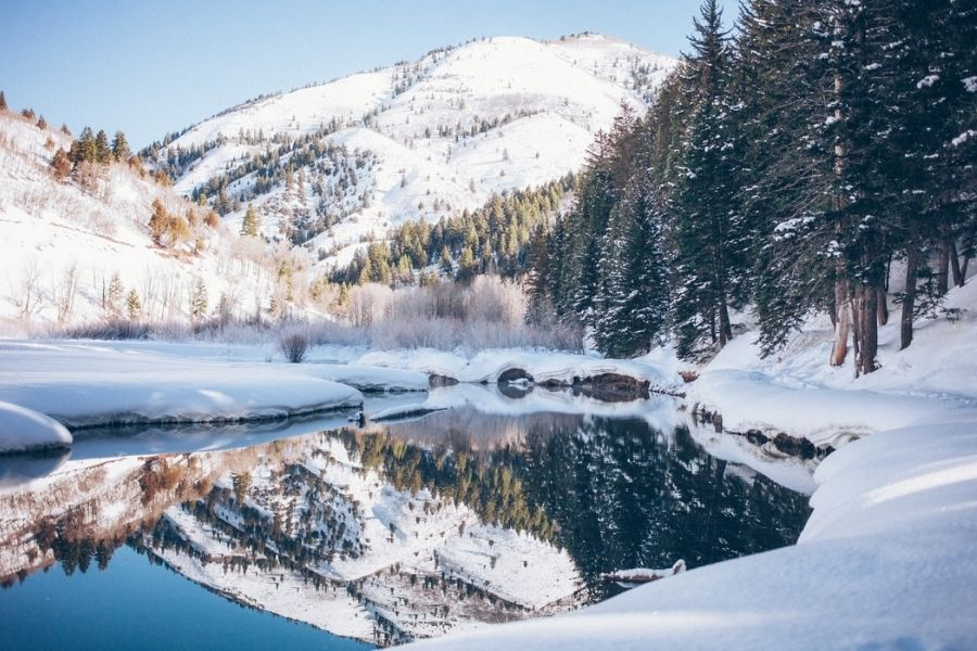 Les pays les plus froids du monde